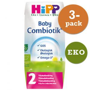 Baby Combiotik 2 Ready To Drink Eko 3x200ml Hipp