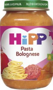 Barnmat 6 Mån Pasta Bolognese Eko 6x190g Hipp