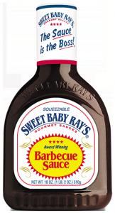 1st bbq sås från Sweet Baby Ray's om 510g billigt hos Kolonialvaror. Alltid bra pris på skafferivaror i storpack. Perfekt för catering storhushåll restaurang och café. Vi levererar till hela Sverige!