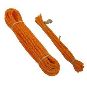 Hundträning bruks spårlina 5m nylon orange