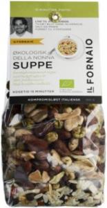 8pack eko soppa mix från Il Fornaio om 160g billigt hos Kolonialvaror. Alltid bra pris på skafferivaror i storpack. Perfekt för catering storhushåll restaurang och café. Vi levererar till hela Sverige!