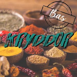 Kryddblanding Bakpaket 3 Olika Sorters Kryddor