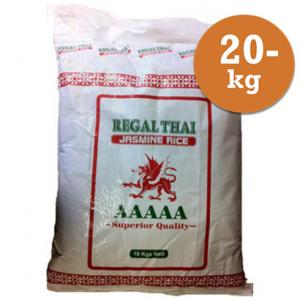 Jasminris 20kg Regal Thai