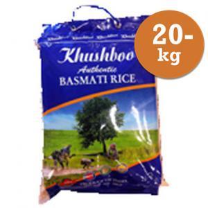 Basmatiris Khushboo 20kg