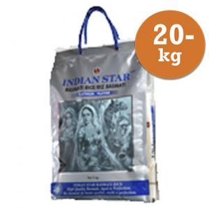 Basmatiris Long 20kg Indian Star
