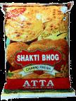 2st chapatimjöl från Shakti Bhog om 10kg vardera billigt hos Kolonialvaror. Alltid bra pris på skafferivaror i storpack. Perfekt för catering storhushåll restaurang och café. Vi levererar till hela Sverige!