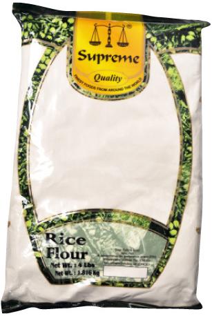 6st rismjöl från Supreme om 1,5g vardera billigt hos Kolonialvaror. Alltid bra pris på skafferivaror i storpack. Perfekt för catering storhushåll restaurang och café. Vi levererar till hela Sverige!