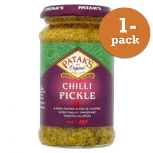 Pickle Chili Stark Patak´S 2,2kg