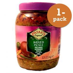 Pickles Blandad Patak´S 2,4kg