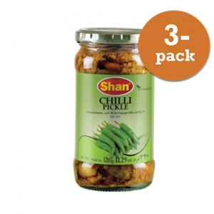 Pickle Chili Stark Shan 3x320g