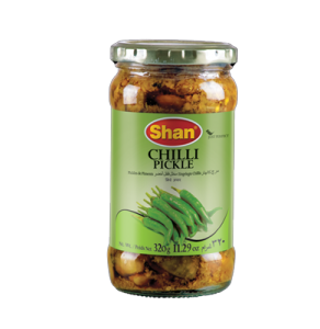 Pickle Chili Stark Shan 12x300g