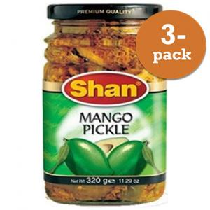 Mango Pickle Shan 3x320g