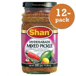 Pickle Hyderabadi Shan 12x320g