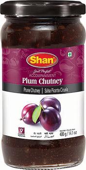 Plommon Chutney 3x400g Shan