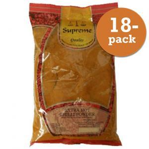 Chilipulver Extra Stark Supreme 18x100g