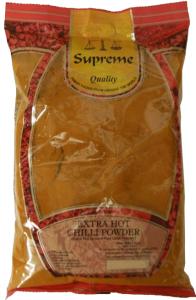 20st chilipulver stark från Supreme om 100g vardera billigt hos Kolonialvaror. Alltid bra pris på skafferivaror i storpack. Perfekt för catering storhushåll restaurang och café. Vi levererar till hela Sverige!