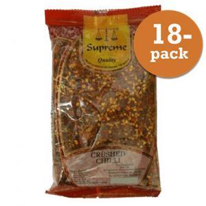 Chiliflakes Supreme 18x50g