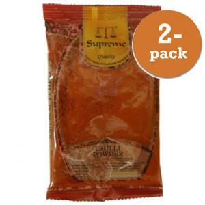 Chilipulver Mild 2x100g Supreme