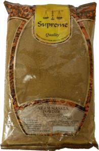 6st garam masala från Supreme om 1kg vardera billigt hos Kolonialvaror. Alltid bra pris på skafferivaror i storpack. Perfekt för catering storhushåll restaurang och café. Vi levererar till hela Sverige!