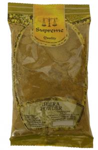 10st kummin mald från Supreme om 400g vardera billigt hos Kolonialvaror. Alltid bra pris på skafferivaror i storpack. Perfekt för catering storhushåll restaurang och café. Vi levererar till hela Sverige!