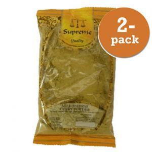 Currypulver Mild 2x400g Supreme