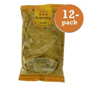 Currypulver Mild Supreme 12x1kg