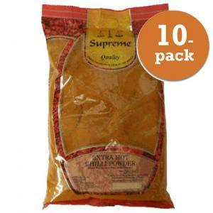 Chilipulver Extra Stark 10x400g Supreme