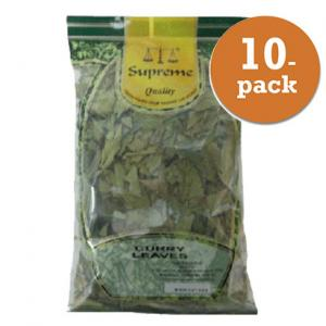 Curryblad Supreme 10x25g