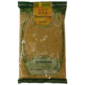 20st bockhornfrön från Supreme om 100g vardera billigt hos Kolonialvaror. Alltid bra pris på skafferivaror i storpack. Perfekt för catering storhushåll restaurang och café. Vi levererar till hela Sverige!