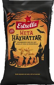 HÄXHATTAR HETA 10x120G Estrella