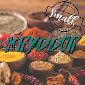 Kryddblanding Chili & Svart Kummin 3 Olika Sorters Kryddor