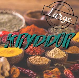 Kryddblanding Köttkryddor 5 Olika Sorters Kryddor