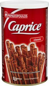 Burk med caprice pralin