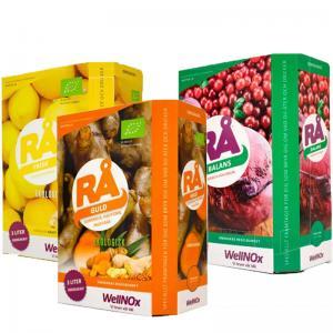 Juice Mix Balans BiB 3x3liter RÅ (Bag-In-Box)