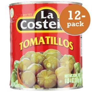 Tomatillos Hela Grön 12x790g La Costeña
