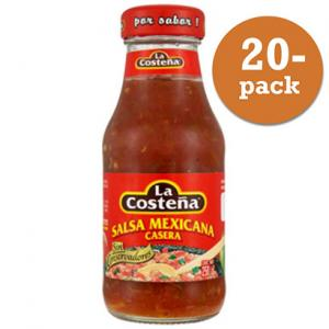 Tomatillo Röd 20x250ml La Costeña