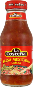 Röd Tomatillo 5x250ml La Costeña