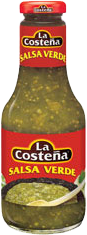 Grön Tomatillo 20x250ml La Costeña