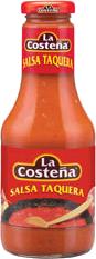Salsa Taquera 20x250g La Costeña