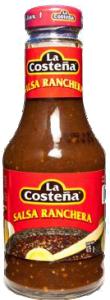 Salsa Ranchera 20x250g La Costeña