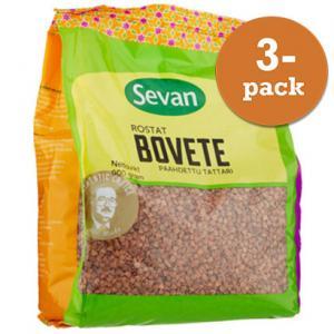 Bovete Rostat 3x900g Sevan