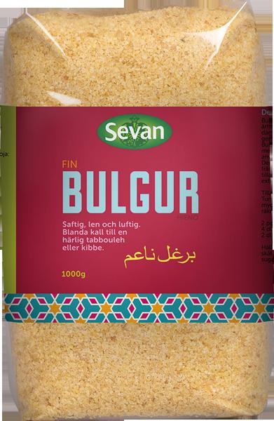 Fin Bulgur Köftelik 12x1kg Sevan