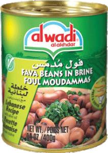 Favabönor 12x400g Al Wadi