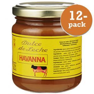 Dulce De Leche 12x250g Havanna