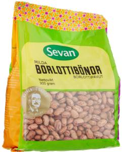 Borlottibönor 12x900g Sevan