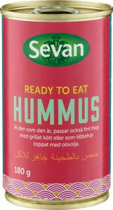 Hummus Tahina 3x180g Sevan