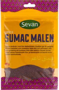 Malen sumac från Sevan.