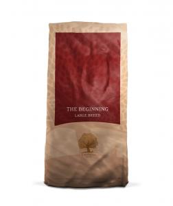 THE BEGINNING 12KG LARGE BREED ESSENTIAL FOODS