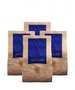 NAUTICAL LIVING 4x3KG SMALL SIZE ESSENTIAL FOODS