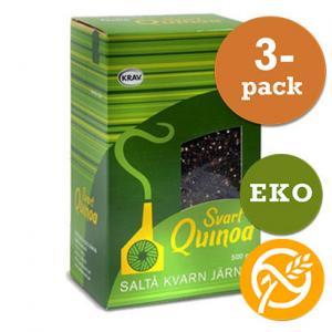 Quinoa Svart 3x500g Saltå Kvarn